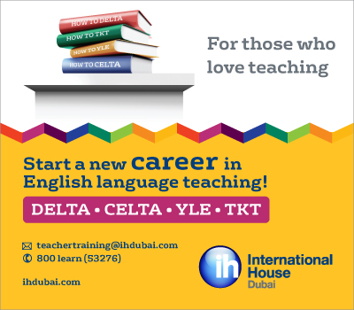 International House Dubai Teacher Training