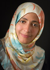 Karman Tawakkol, Nobel Peace Prize Winner